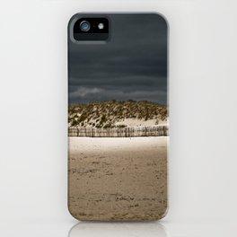dune et orage iPhone Case