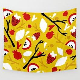 fall pattern Wall Tapestry
