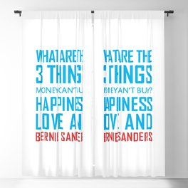 Bernie Sanders 2020 Slogan Blackout Curtain