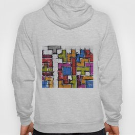 Life as Tetris Hoody