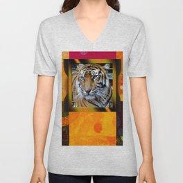Tigress Unisex V-Neck