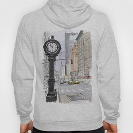 I have visited the city many years ago, I love New York Hoody