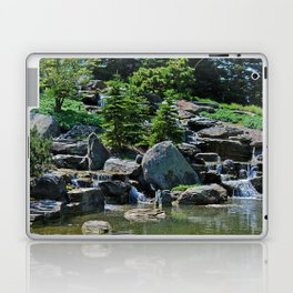 Hold me in Your Memory Laptop & iPad Skin
