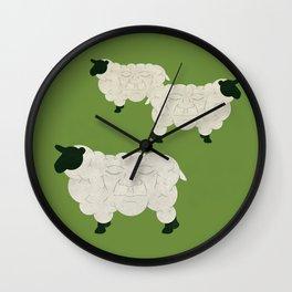 Face Cloning Wall Clock