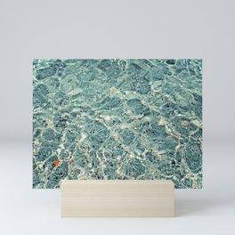 Ocean, Coastal Print Mini Art Print