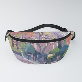 12,000pixel-500dpi - Spencer Gore - Cambrian Road, Richmond - Digital Remastered Edition Fanny Pack