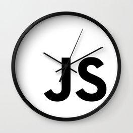 Javascript (JS) Wall Clock