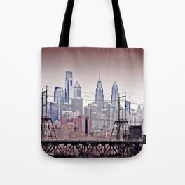 Philly Grit Tote Bag