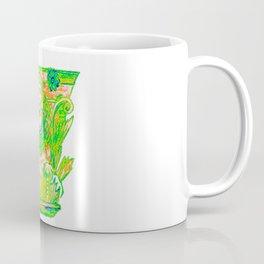 afghan version of buddha Coffee Mug