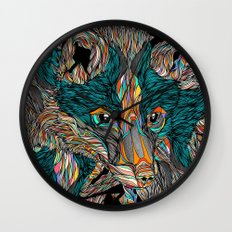 Fox (Feat. Bryan Gallardo) Wall Clock