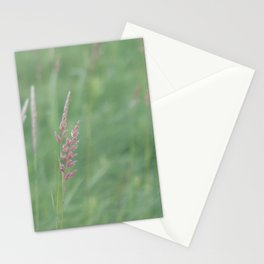 All was quiet Stationery Cards