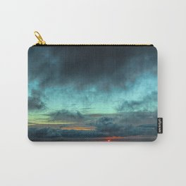 Light On The Horizon Carry-All Pouch