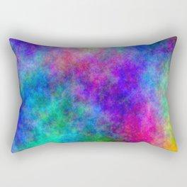 Colorful Magick Rectangular Pillow