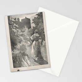 Henry James' The Turn of the Screw (1898) - At the Very Top of the Tower Stationery Cards