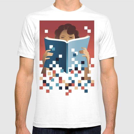 Print to Pixels T-shirt