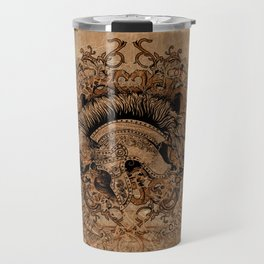 Gladiator Fight or Die Travel Mug