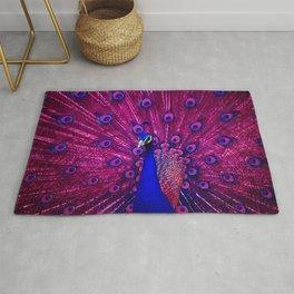 Peacock Pink 85 Rug