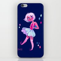 bubblegum iPhone & iPod Skins featuring Bubblegum by Anoosha Syed