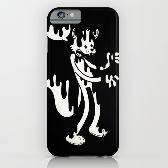 Cat Melt iPhone & iPod Case
