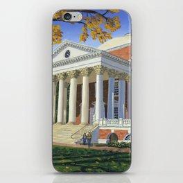 The Rotunda, UVA iPhone Skin