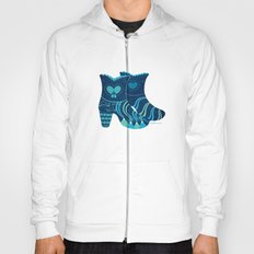 These boots are made for walking Hoody