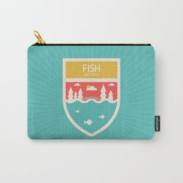 Wilderness: Fish Hatchery Carry-All Pouch
