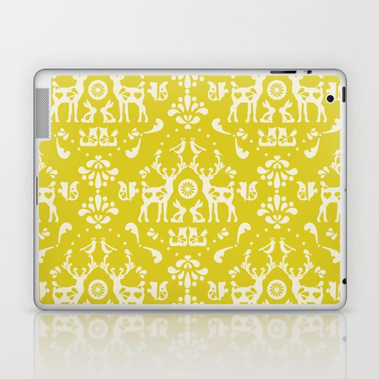 Forest Folklore Laptop & iPad Skin