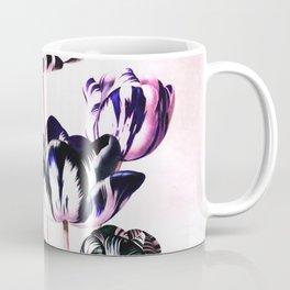 Lavender Mauve Tulips : Temple of Flora Coffee Mug