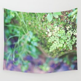 Life in the Undergrowth 02 Wall Tapestry