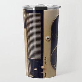 Argus Twin Lens. Travel Mug