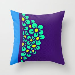 FLOWERS FOR SHERRY 003 Throw Pillow