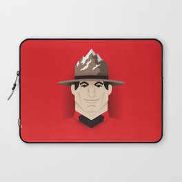 Mountie Laptop Sleeve
