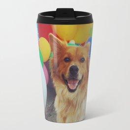 Balloon Dog Travel Mug