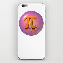 PI iPhone Skin
