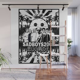 Yung Lean - Sad Boys Wall Mural