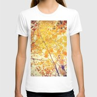 be happy T-shirts featuring Happy by Olivia Joy StClaire