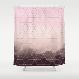 Illustrious harmony Shower Curtain