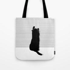 Cat Scratch Tote Bag
