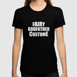 Fairy Godfather Halloween Costume T-shirt
