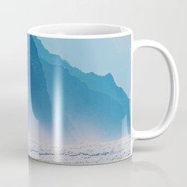 Na'Pali Spray Coffee Mug