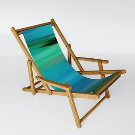 Seascape - blurography Sling Chair