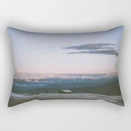Living the dream - Landscape and Nature Photography Rectangular Pillow