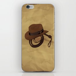 Raiders! The Musical iPhone Skin