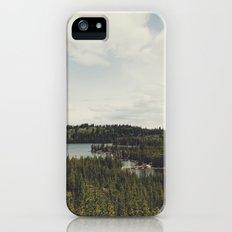 Taggart Lake iPhone (5, 5s) Slim Case