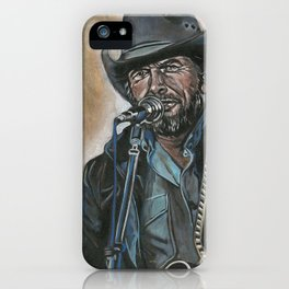 Haggard iPhone Case