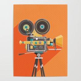 Cine: Orange Poster