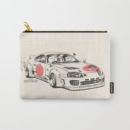Crazy Car Art 0178 Carry-All Pouch