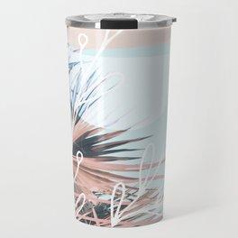 Contemporary Tropical Travel Mug