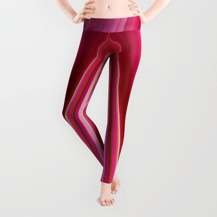 Pink is really beautiful  Leggings