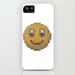 Emoticon Smile iPhone Case